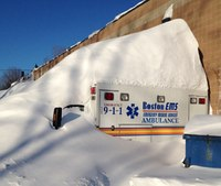 Severe weather resource management lessons from Boston EMS