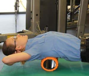 Pain while at work, running calls or after work is a problem. (Photo/Bryan Fass)
