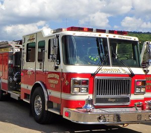Bradford Township Volunteer Fire Department will receive $14,906 in grant funding.