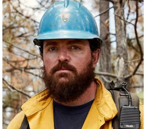 Capt. Brian Hughes was killed while he and his crew were removing hazardous standing dead trees to prevent the fire near Yosemite National Park from spreading. (Photo/Sequoia Parks Conservancy)