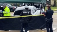 Body found in car trunk after police pursuit ends in crash