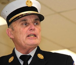 Brooks is challenging that he is entitled to benefits, claiming his medical condition was caused by his response to the 9/11 site. (Photo/American Legion)
