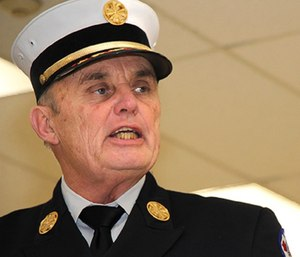 Attorneys are set to appear in court Thursday to argue whether a court should re-argue a lawsuit filed by Utica Fire Chief Russell Brooks against the city. (Photo/American Legion)