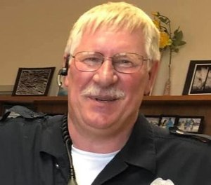 Officer Bryan Brown of the Tohono O'odham Nation Police Department was killed August 27, 2020 while responding to a report of an armed and 'erratic' driver about two hours west of Tucson. (Photo/Officer Down Memorial Page)