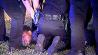 Atlanta news crew spots Ariz. murder suspect, films arrest