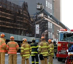 7 patient management concerns for victims of a building collapse (AP Photo/Kathy Willens)