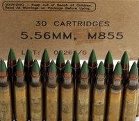 Feds abandon plan to ban popular rifle ammo