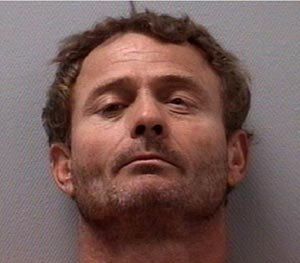 Wayne Jeffcoat. (Lexington County Sheriff's Office Image)