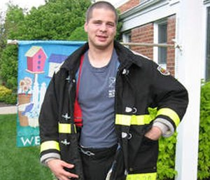 Firefighter Brian Woehlke (Courtesy photo)