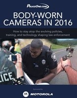Download PoliceOne's Free 2016 Guide to Police Body-Worn Cameras