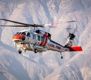 The CAL FIRE Hawk is one of a dozen purchased by the state for $288 million.