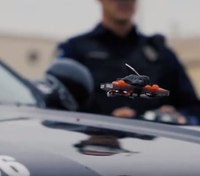 Calif. PD deploys new indoor micro-drones