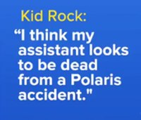 Kid Rock's frantic 911 call: 'I need an ambulance!'