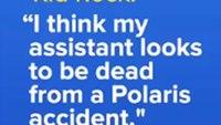 Kid Rock's frantic 911 call: 'I need an ambulance!'