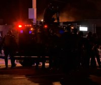 Video: FR1 camera crew captures barrage of gunfire during Ferguson riots