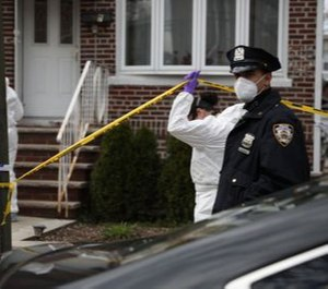 A man charged with murdering his father in their Brooklyn home may have eaten some of his internal organs, investigators say.