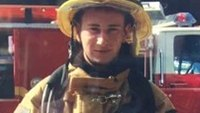 Officials: 19-year-old firefighter died from smoke inhalation