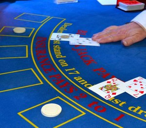 The better way to think about the vehicle pursuit debate is to think about it as a bad hand at a blackjack table. (Photo/Pixabay)