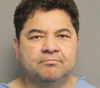 La. officer arrested after 18-mile, high-speed pursuit ending in fiery crash