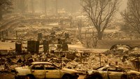 Death toll in Northern Calif. wildfire rises to 42