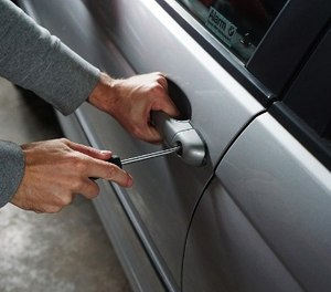 There is a significant relationship between vehicle crime and subsequent violent crime.