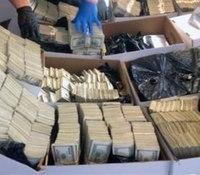 Huge LA raid nets $90M in cartel money