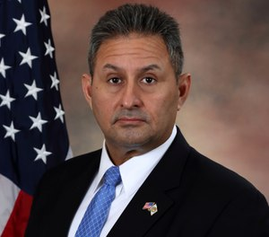 This undated photo provided by the U.S. Department of Justice shows Michael Carvajal, the new director of the beleaguered federal Bureau of Prisons. (Photo/AP)
