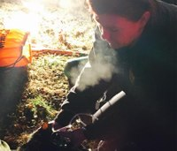 Paramedic revives lifeless cat found in burning home