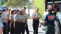 Calif. national park, conservation agencies partner to promote women in firefighting