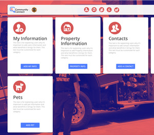First Due launches Community Connect to help first responders better serve residents in an emergency.