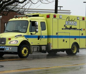 Cleveland EMS providers are fighting for PTSD support in contract negotiations.(Photo/YouTube)