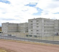 The Centennial South prison, which formerly held inmates in solitary confinement until its closing in 2012, may be reopened as part of Colorado's plan to stop using private prisons statewide. (Photo/RMH Group)
