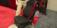 USSC adds line of firefighter seating