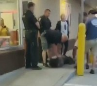 Md. LEO charged with assault in videotaped arrest