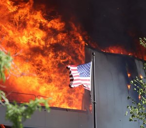 The June 14 Chemtool fire cost the South Beloit Fire Department an estimated $5,000.