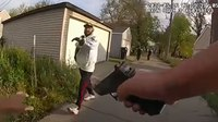 Video shows point-blank shootout with suspect and Chicago cops