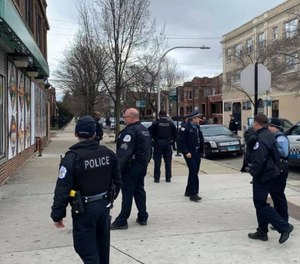 The Fraternal Order of Police Lodge 7 raised concerns over the newly-implemented checkpoints that put officers in close contact with citizens. (Photo/CPD)