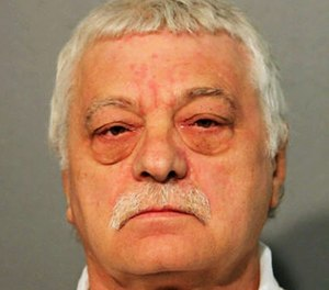 Krysztof Marek, 66, was charged on Oct. 14, 2019, with five felony counts of murder in the shooting of five people in a Dunning apartment on Oct. 12, 2019.(Chicago Police Department/TNS)