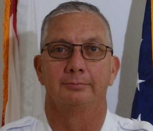 Fire Chief Chris Humphrey retired after 30 years with the Winter Haven Fire Department. (Photo/City of Winter Haven)