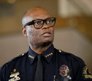 I've worked with many great leaders during my 30+ years in law enforcement, but Dallas Police Chief David Brown always stands out in my mind as one of the best. (AP Photo/Tony Gutierrez, File)