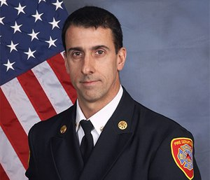 A new paper by Deputy Chief Chris Iannuzzi claims that each speed bump adds a 10 second delay for fire trucks. (Photo/City of Durham, NC)