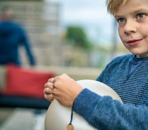Children and adolescents are not immune to stress associated with their parent's work and sometimes this stress can interfere with their daily lives. (Photo/Merlijn Hoek/PhotoPin)