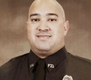 NASA Fire Department, White Sands Test Facility Lt. Edward Vasquez, 35, died due to COVID-19 on Saturday. Vasquez served as a firefighter for more than 16 years.
