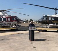 Helicopter rescues skyrocketed 225% in Calif. county this year, first responders say