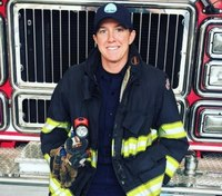 Mass. FF who survived cancer honored by New England Patriots Foundation