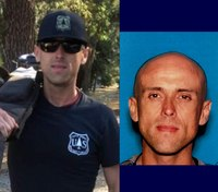 USFS firefighter missing in California