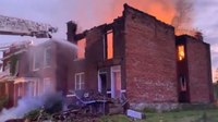 2 St. Louis firefighters injured when building partially collapses