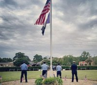 Photo of the Week: Honoring the Charleston 9