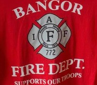 Maine fire union blasts chief for not allowing shirts supporting troops to be worn on duty