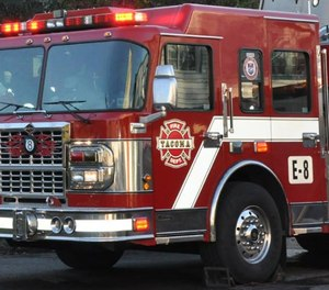 The city of Tacoma's 2021-22 budget plan includes the reduction of the Tacoma Fire Department's fleet by three engines. Union officials have criticized the plan, saying it would significantly impact service.